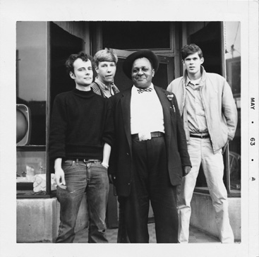 KR&G with Big Joe, 1963